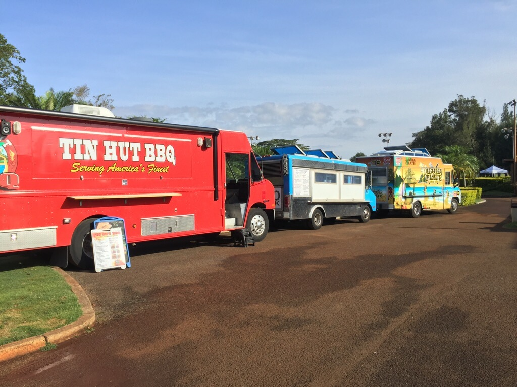 Food Truck Catering Oahu